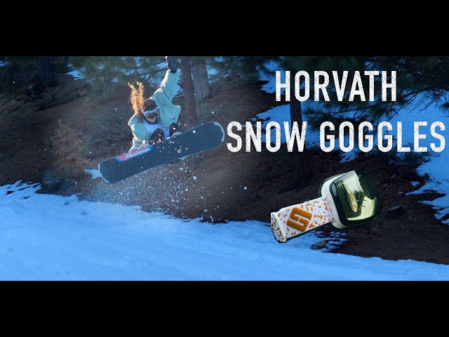 Horvath Snow Goggles