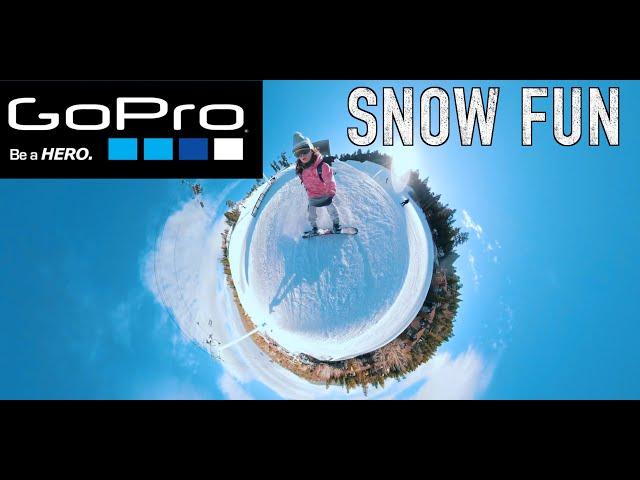 GoPro Snow Fun