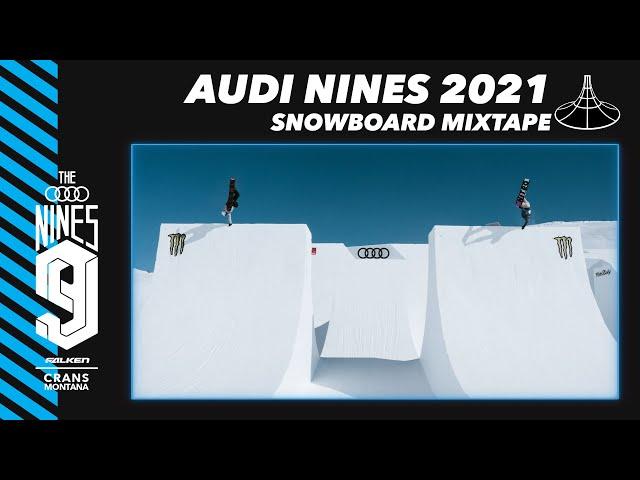 Audi Nines'21 - Snowboard Mixtape