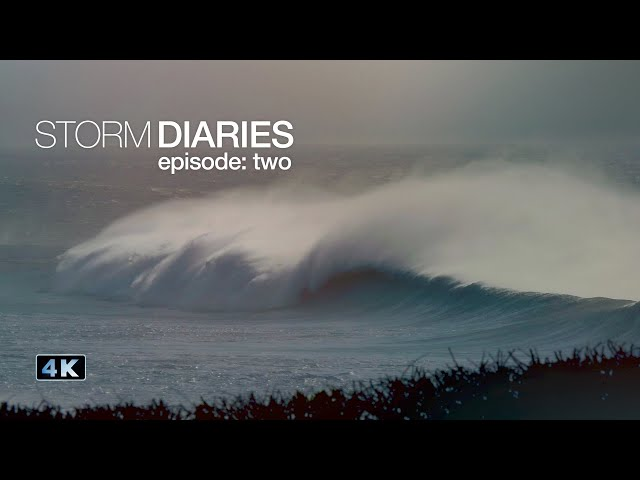STORM DIARIES EP:2  Winter/Spring 2021 (4k)