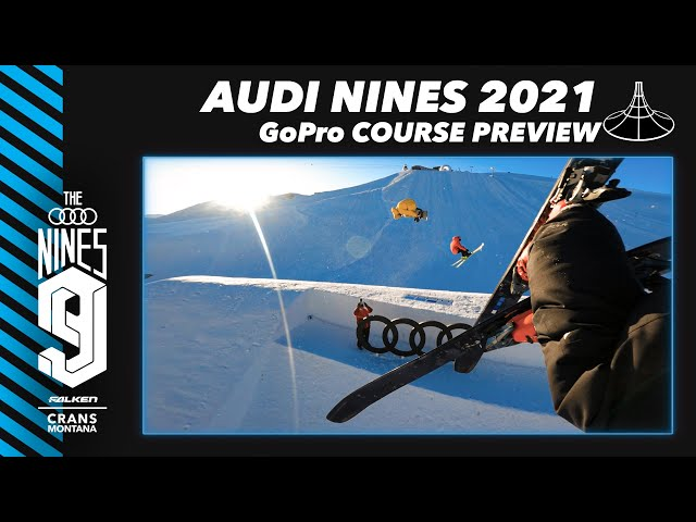 Audi Nines'21: Drop Into The GoPro Course Preview