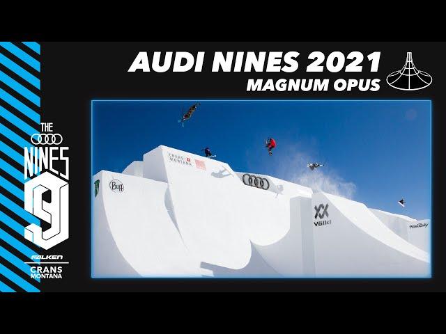 MAGNUM OPUS | Audi Nines '21