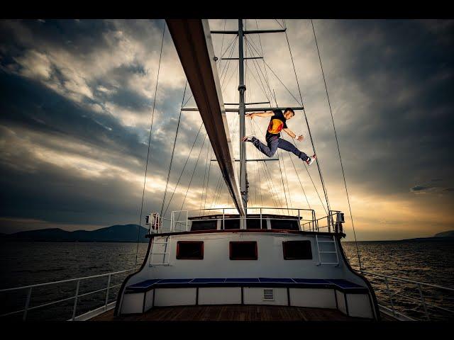 Red Bull Art of Motion Returns to Greece