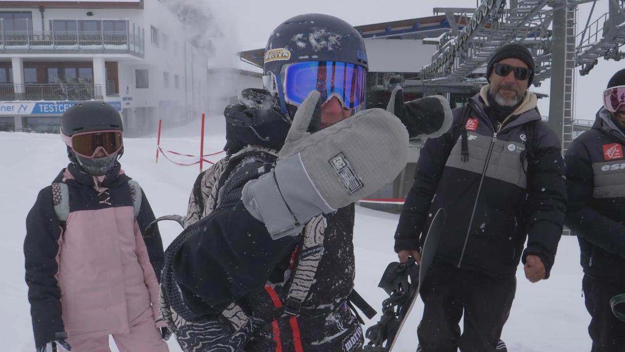 BEST OF SNOWBOARD - WORLD ROOKIE FINALS 2021