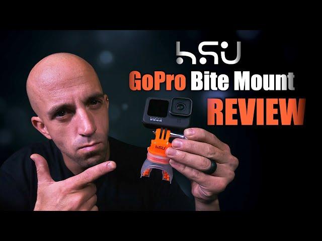 My HSU GoPro Bite Mount REVIEW