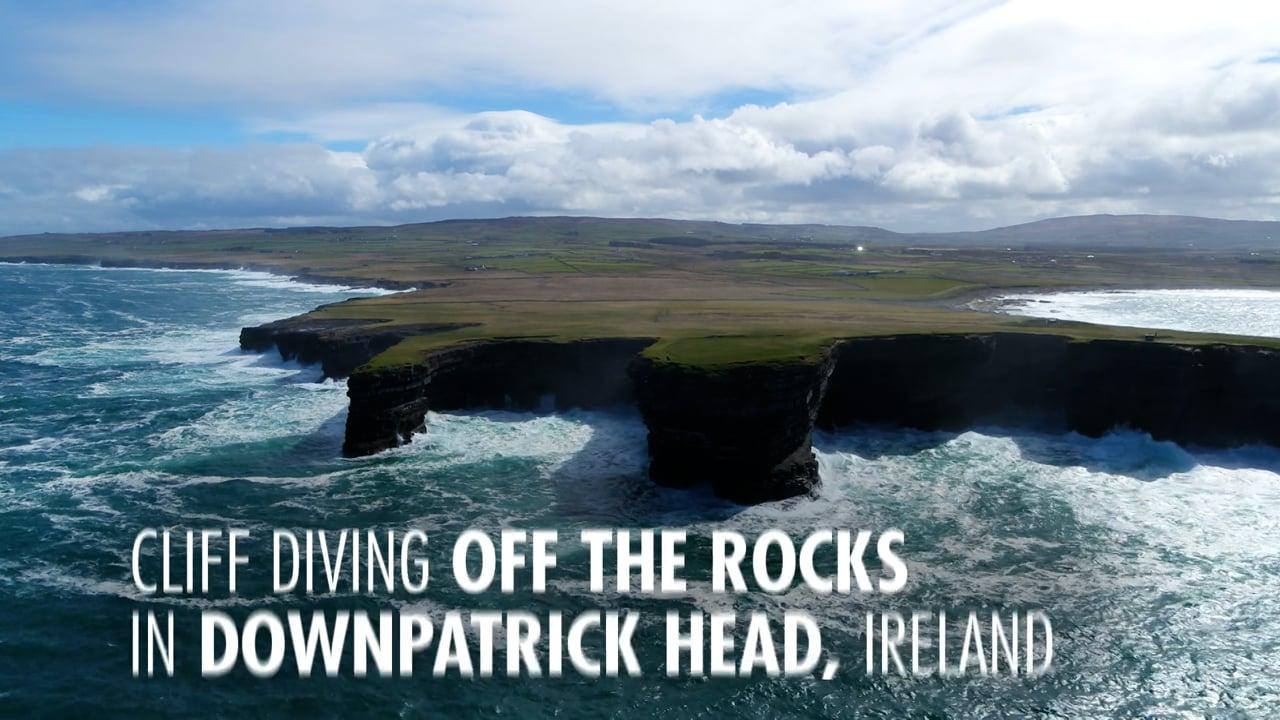 Cliff Diving 2021–Downpatrick Head (IRL) - Trailer