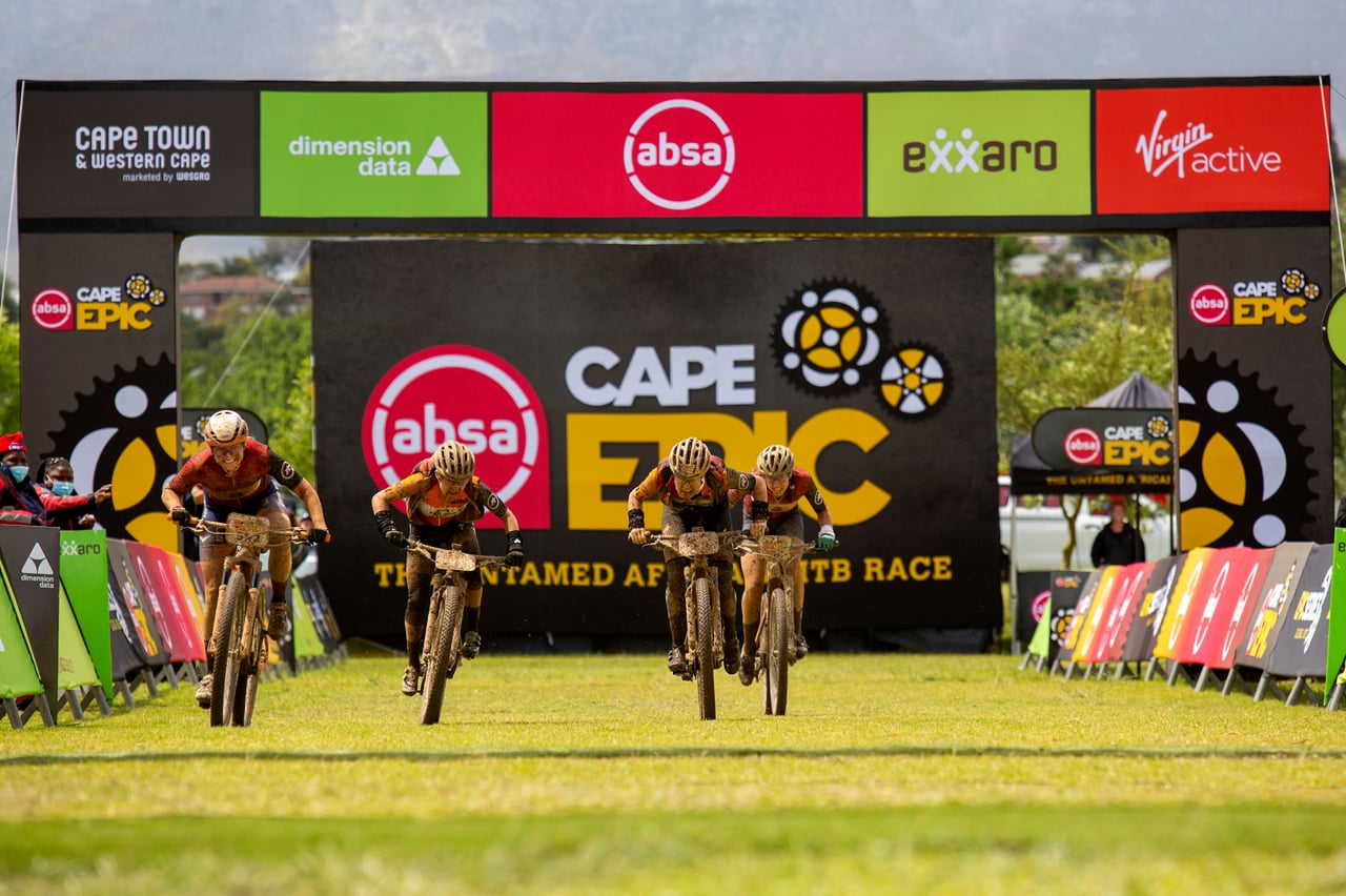 Absa Cape Epic 2021 - Stage 6 - News