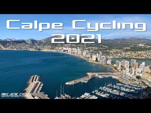Calpe Cycling 2021