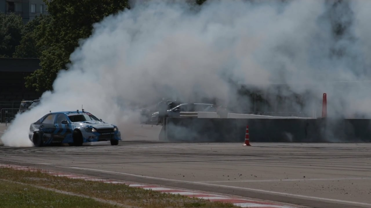 2021 FIA Intercontinental Drifting Cup - DAY 1