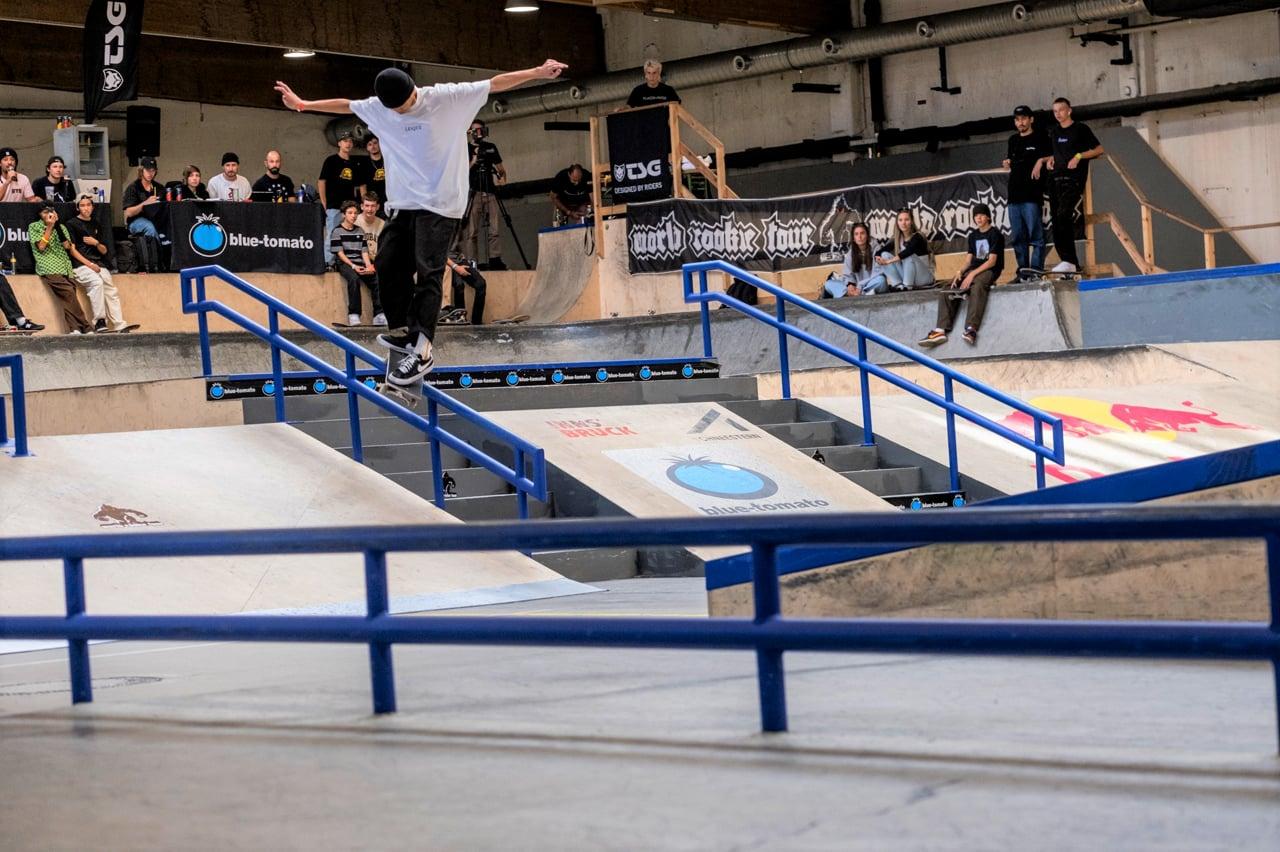 2021 World Rookie Skateboard Finals - Innsbruck