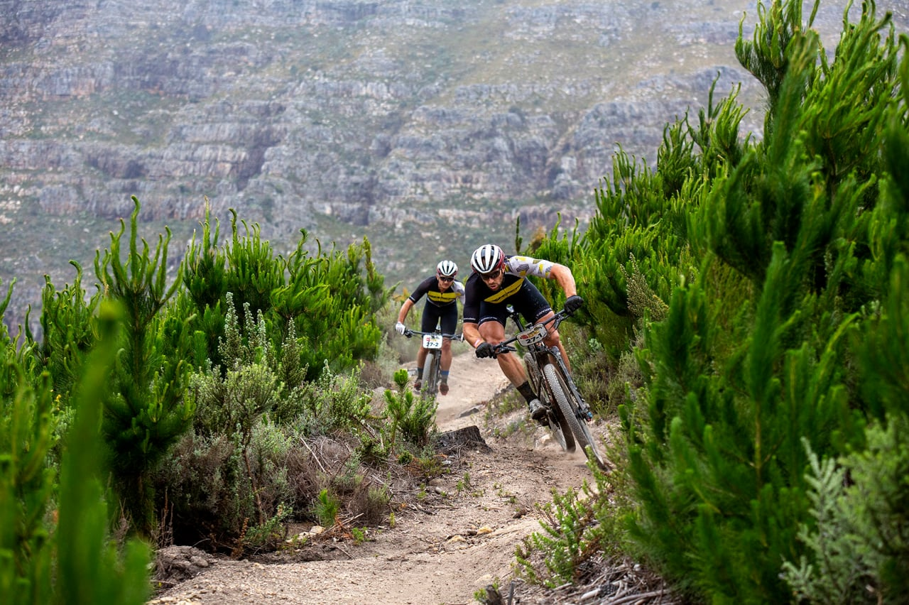Absa Cape Epic 2021 - Stage 5 - Untamed Action