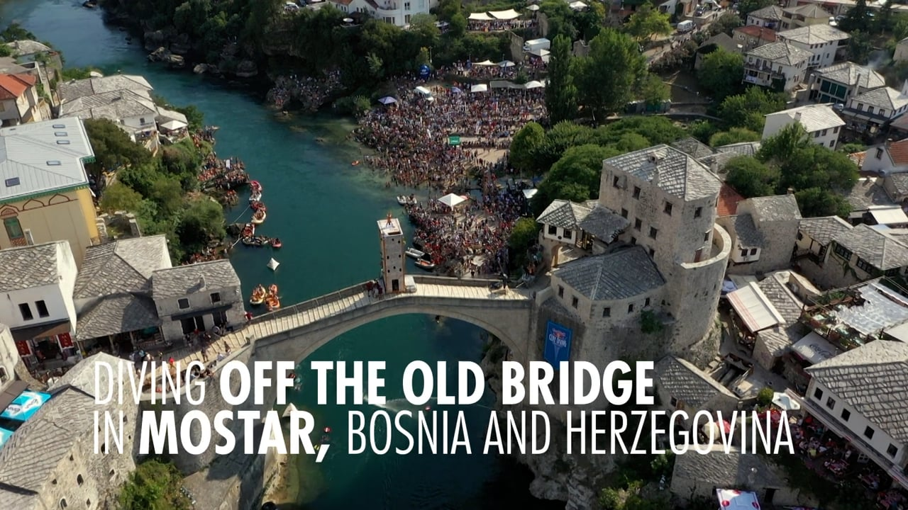 Cliff Diving 2021 – Mostar (BIH) - Trailer