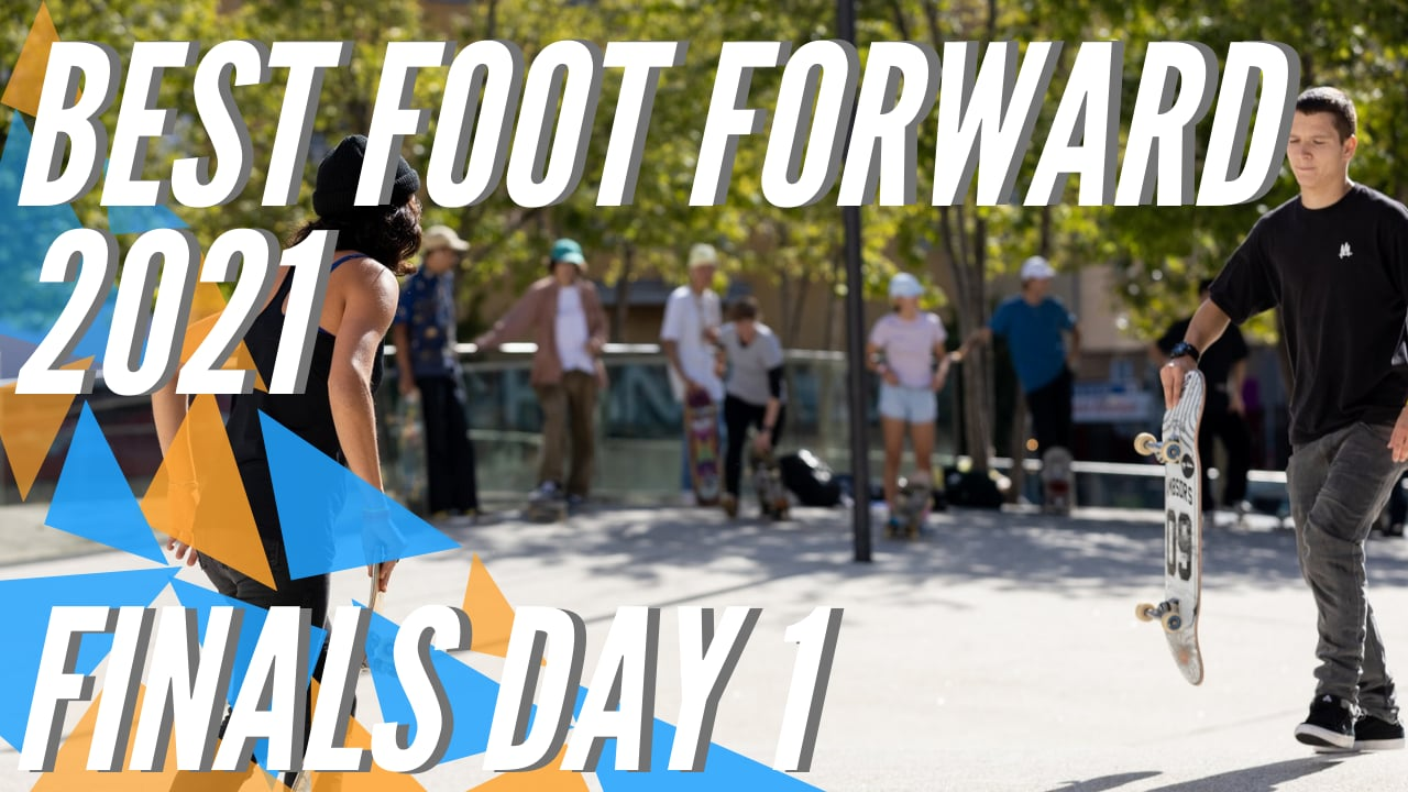 Best Foot Forward Finals 2021 Warm Up Day