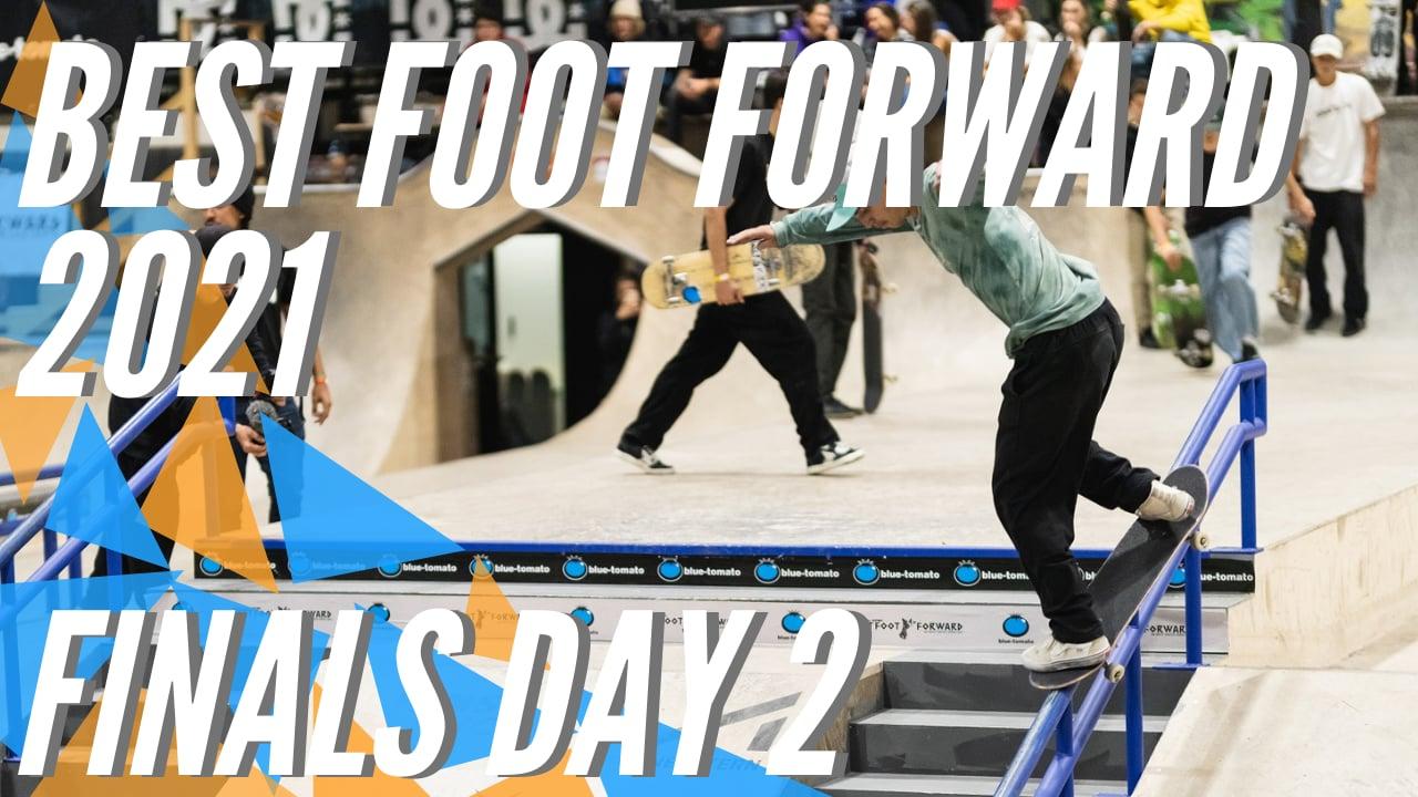 Best Foot Forward Europe Tour Finals 2021 - Recap